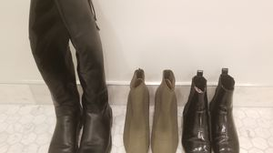 3 pairs of boots Zara for Sale in Fairfax, VA