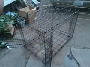 Dog kennel for Sale in Rock Island, IL