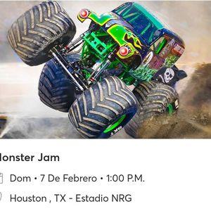 Tickets MONSTER JAM for Sale in Houston, TX