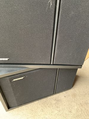 Bose 201 series 3 speakers for Sale in East Rutherford, NJ
