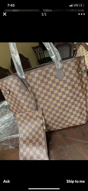 Handbag and wallet for Sale in Macomb, MI