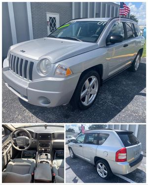 07 Jeep Compass ☑️ for Sale in Kissimmee, FL