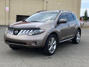 2009 NISSAN MURANO AWD for Sale in Lakewood, WA