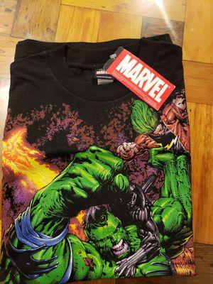 Marvel super hero t-shirt (medium) for Sale in El Monte, CA