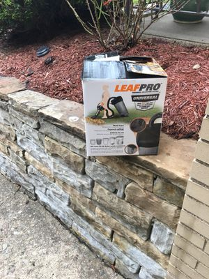 Universal leaf blower attachment for Sale in Pittsburgh, PA