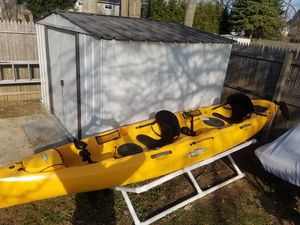 2014 Hobie Mirage Oasis tandem Kayak for Sale in Huntington, NY