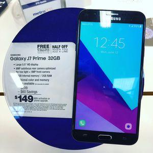 Samsung J7 for Sale in Cuero, TX