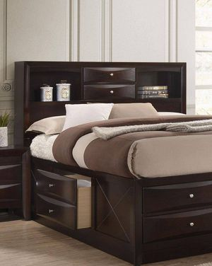 Emily King Storage Bed for Sale in South Bend, IN