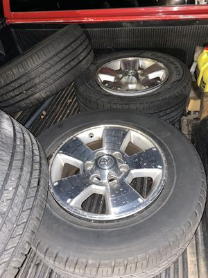 Wheels Toyota 4Runner for Sale in Miami, FL