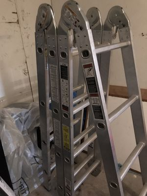"""Little Giant"" Maximum Versatility Ladder Extraordinare for Sale in Las Vegas, NV"
