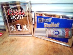 Coors Light Mirrors for Sale in Anderson, SC