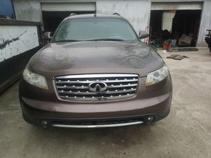 2006 Infinity FX35. For parts only!! for Sale in Houston, TX