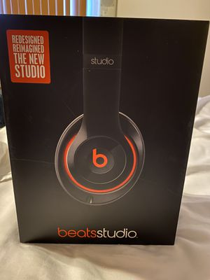 Beats studio headphones for Sale in Jamul, CA