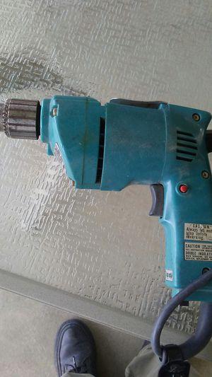 3/8 electric makita drill for Sale in Palmdale, CA
