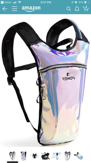 New halo graphic hydration backpack for Sale in Palmdale, CA