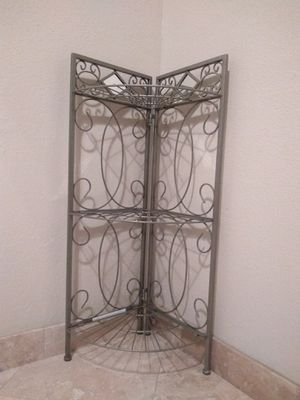 Harper Blvd Reflections Corner Shelving Unit for Sale in San Jose, CA
