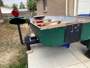 14 ft from fiberglass boat for Sale in Denver, CO