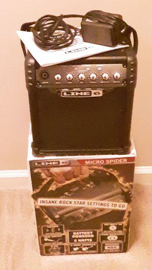 Line 6 Micro Spider Amp (Battery Powered Amp) for Sale in Barnegat, NJ