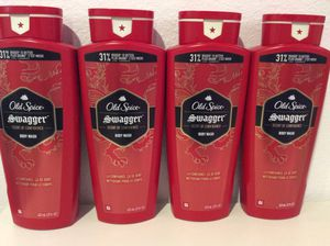 Old spice body wash 21oz $15 for all 4 for Sale in Lynwood, CA