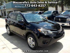2013 Toyota RAV4 for Sale in Vero Beach, FL