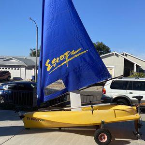 Escape 2000 Pleasure Sailboat for Sale in Chula Vista, CA
