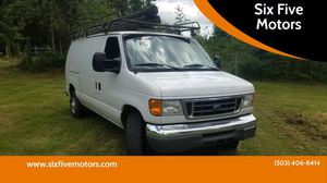 2006 Ford E-Series Cargo for Sale in Portland, OR