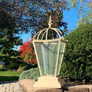 Rustic Lantern large for Sale in Penndel, PA