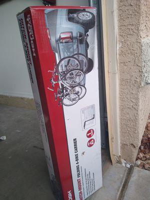 Hyper tough folding 4 bike carrier for Sale in Surprise, AZ