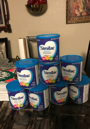 Baby similac baby formula for Sale in Dallas, TX