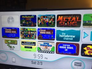 Nintendo wii moded with 1000+ games for Sale in Laurel, MD