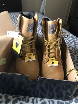 Men's work boots for Sale in Riverside, CA
