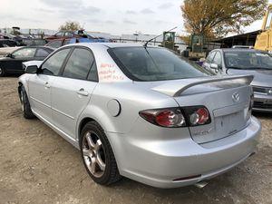 2006 Mazda 6 parts for Sale in Grand Prairie, TX