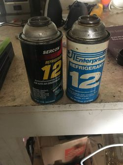 R12 refrigerant 1 pound cans for Sale in Galion,  OH