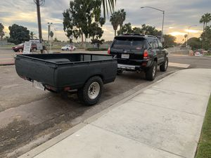 Off-road/Camper Trailer for Sale in El Cajon, CA