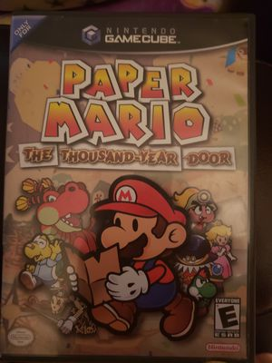 Paper mario for Sale in Fort Worth, TX