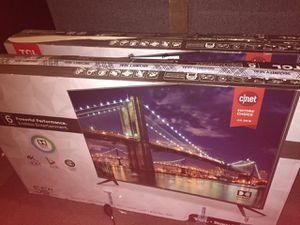 55 inch 4k ultra HD smart TV for Sale in Dothan, AL