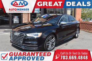 2015 Audi S3 for Sale in Leesburg, VA