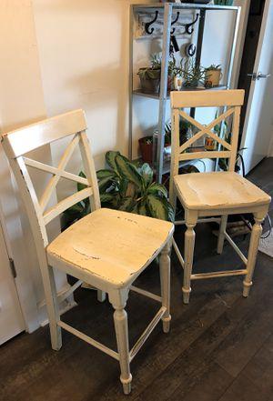 Kitchen Stools. Pier One Import. Pair (2) for Sale in Alexandria, VA