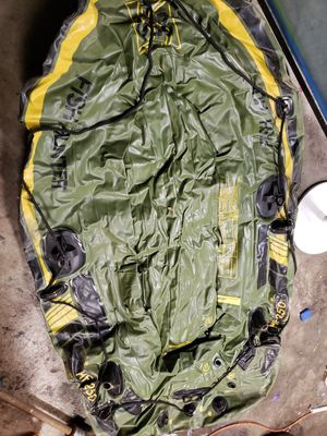 Fish Hunter inflatable boat for Sale in Stockton, CA