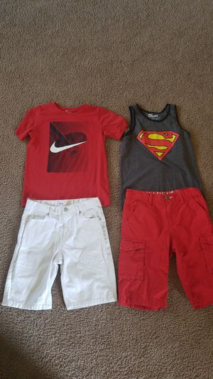 Kids clothes size medium 10 (boys) for Sale in Elk Grove, CA