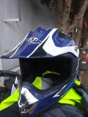 Medium Vega dirt bike helmet for Sale in Sandy, UT