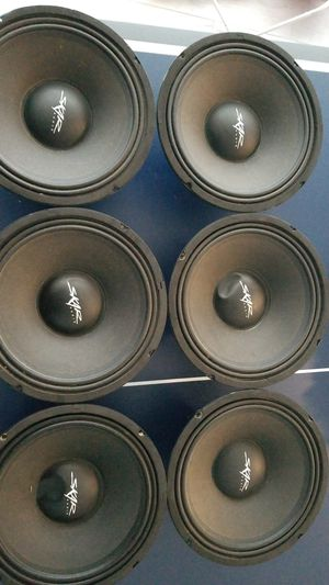 "Skar audio 10"" speakers for Sale in Port St. Lucie, FL"