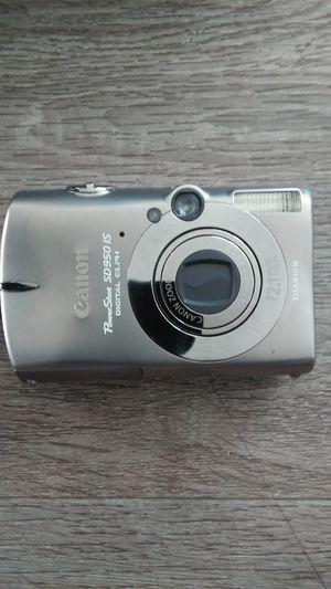 Canon Power Shot digital camera for Sale in Bonita, CA