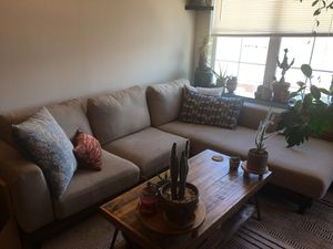 Large sectional couch/sofa for Sale in Conshohocken, PA