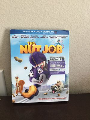 THE NUT JOB MOVIE for Sale in Murrieta, CA
