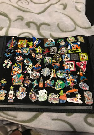Disney pins Goofy (PRICES VARY by pin) for Sale in Rancho Cucamonga, CA