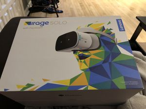 Lenovo Mirage Solo VR Headset with Android (Standalone) for Sale in Austin, TX