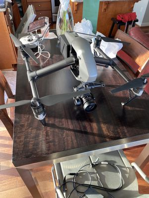 DJI INSPIRE 2 DRONE WITH X5S CAMERA for Sale in Seattle, WA
