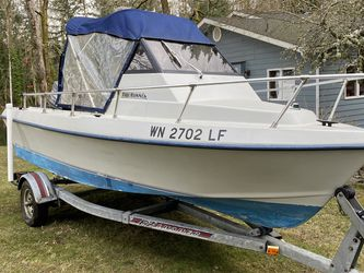 1987 Tiderunner 15 for Sale in Joint Base Lewis-McChord,  WA