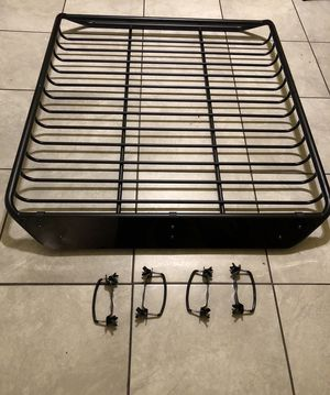 Roof rack basket for Sale in Beaverton, OR